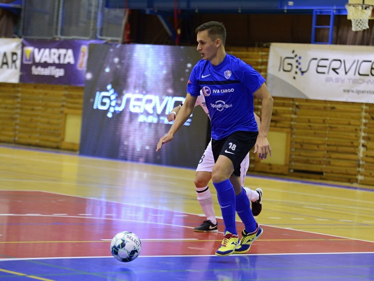7dbb9edad Výsledky 7. kola VARTA futsal ligy: Chrudim deklasovala Mělník ...